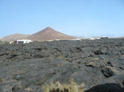 Lanzarote Lava Flow