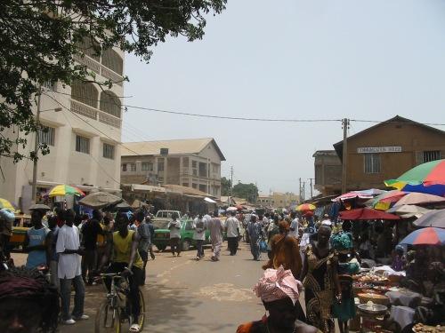 Serekunda, The Gambia