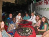 Evening Meal in Serekunda, Gambia