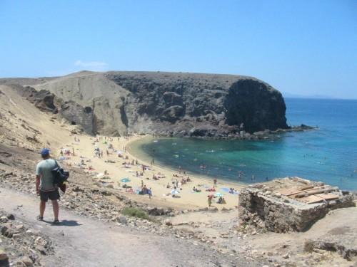 Papagaya beach