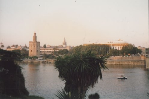 Seville Sunset