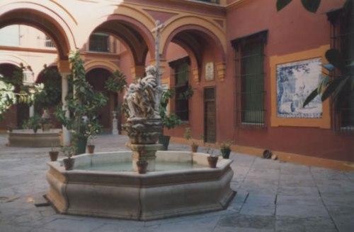 17c- Courtyard