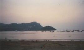 San Sebastian Sunset 1987