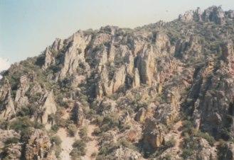7b - Rugged Rocks
