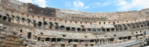 Colosseum In 2