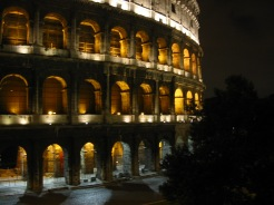 Colosseum Night 03
