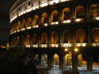 Colosseum Night 05