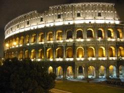 Colosseum Night 07