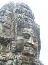 Angkor Face