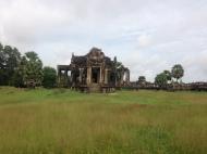 Angkor Temple Field