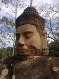 Angkor Wat Bridge