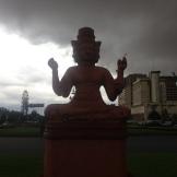 Phnom Penh Buddah 2