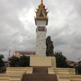 Phnom Penh Statue