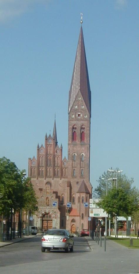 St Albanis Church