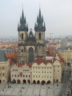 Prague - centre