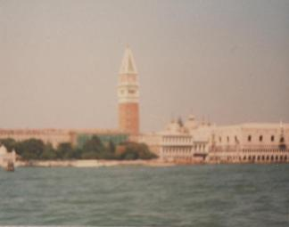 View of St Mark's Square - Venice