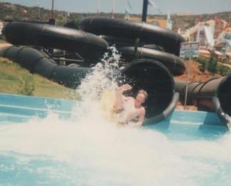 Honeymoon (12a) - Water Park