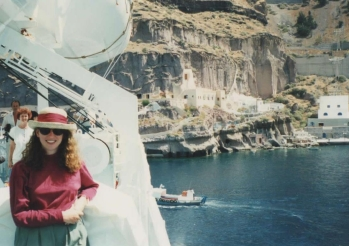 Honeymoon (13b) - Santorini