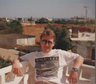 Honeymoon (7) - Balcony