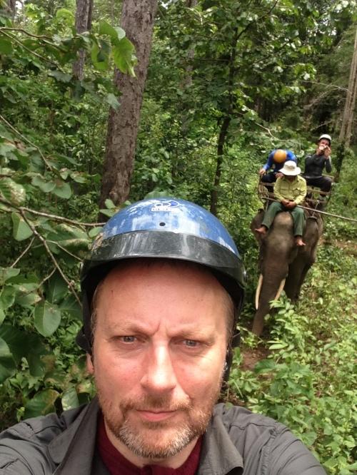 Elephant Trek - Yok Don - Vietnam 10