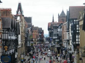 Chester - Roman City