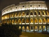 Colosseum at Night