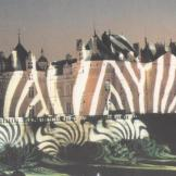 Le Lude - Zebras