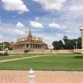 Palace in Phnom Penh