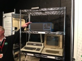 Commodore PET and Apple II