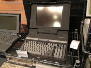 Early Laptop TOSHIBA
