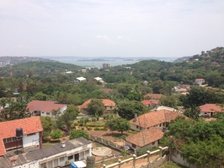 View from Isamilo Lodge