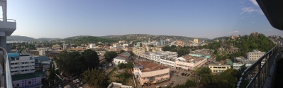 Mwanza from Gold Crest
