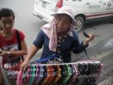 Sunglasses Lady - Ho Chi Minh City - Vietnam
