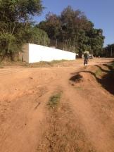 Final Turn (School on Left)