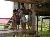 Village Children Ratanakiri Province - Cambodia
