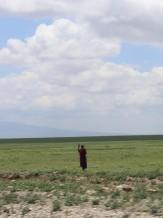 Masai Welcome