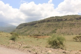 Steep Escarpment