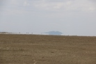 Mirage of Mt Ngorogoro