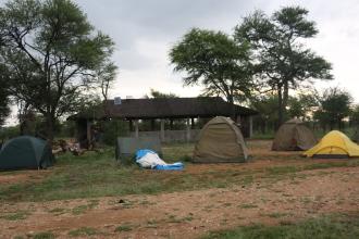 Serengeti Campsite