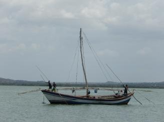 Boat at Papa's