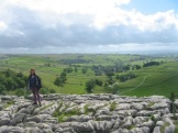 Malham Cove, Yorkshire