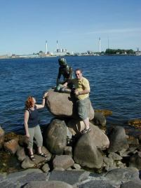 Copenhagen - Little Mermaid