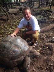 Aldabran Giant Tortoise