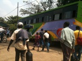 the bus that will take us to Nkome