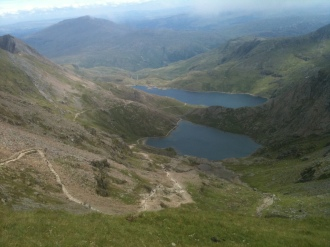 Mount Snowden - Wales