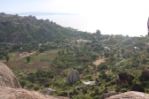 View from Dancing Rocks, Mwanza