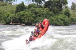 Jinja White Water Rafting