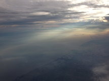 Over the South China Sea