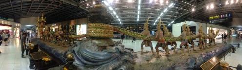 Main Airport in Bangkok
