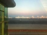 Doha Airport Sunrise